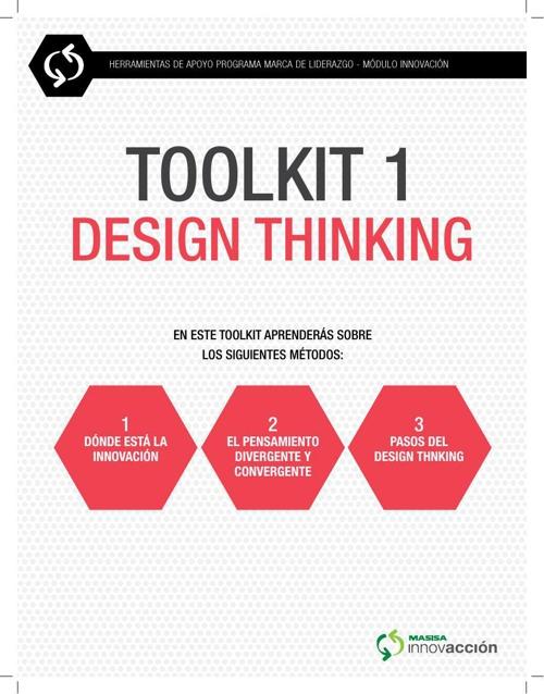 DESIGN THINKING I (TOOL KIT 1)