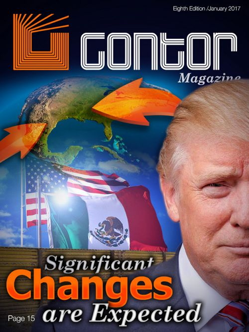 GONTOR Magazine January 2017