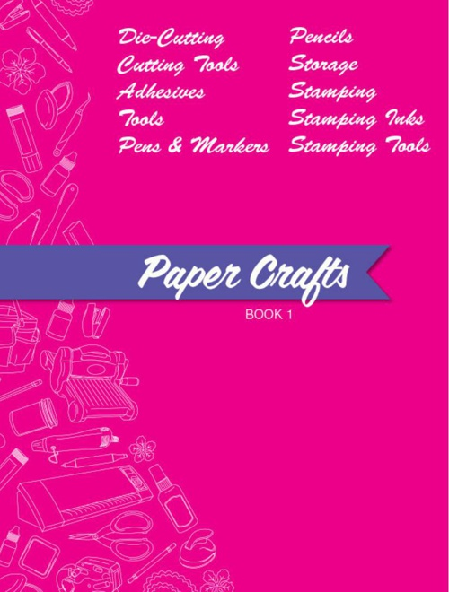 PaperCraftsBook1