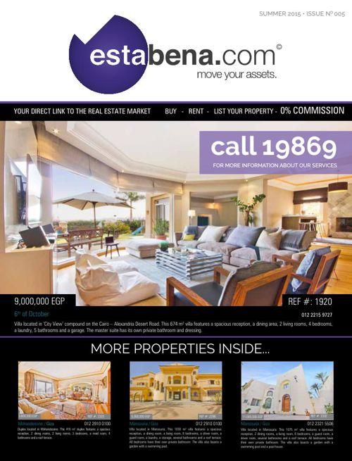estabena.com summer issue