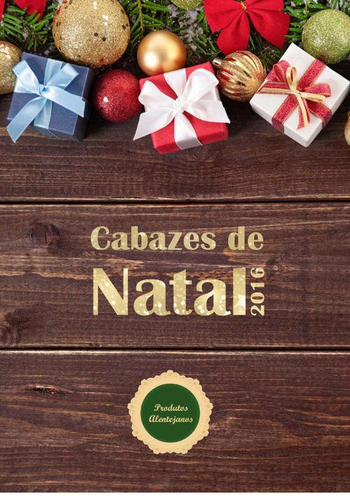 Catalogo Natal 2016 - Confraria Sousel