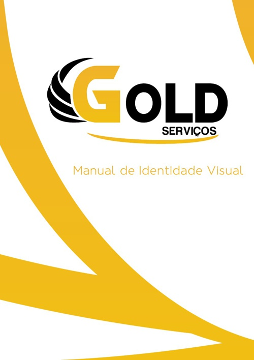 Manual de Identidade Visual Gold Serviços