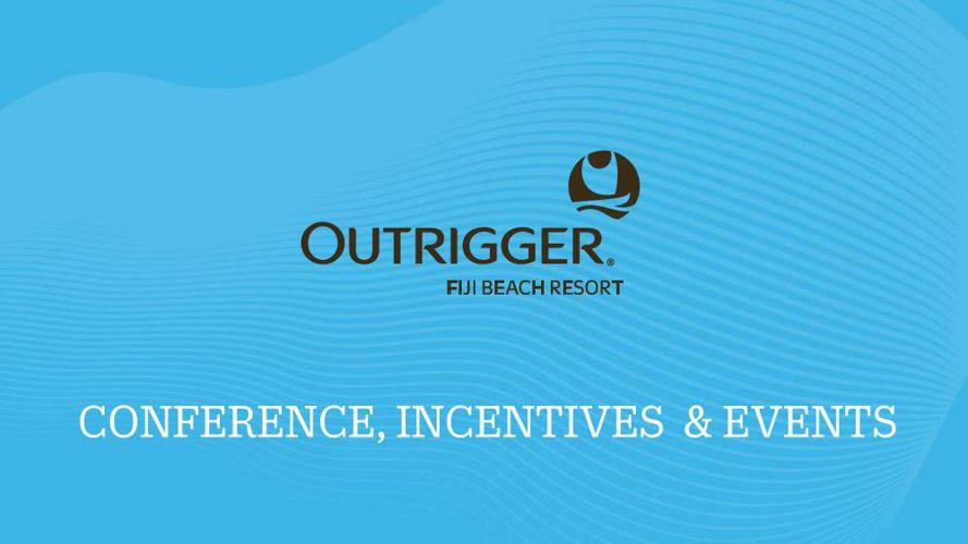Outrigger Fiji Beach Resort - MICE