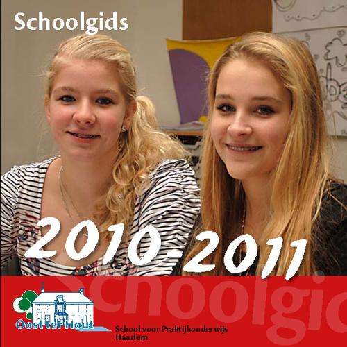 Schoolgids Oost ter Hout 2010-2011