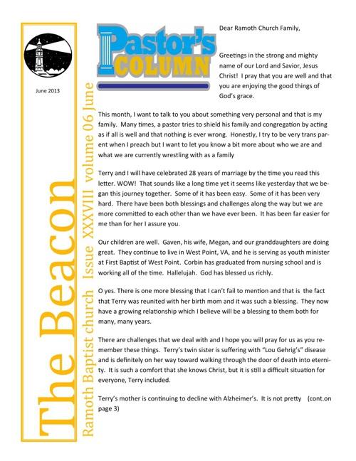 June Beacon