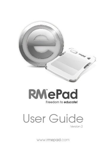 RM e-Pad