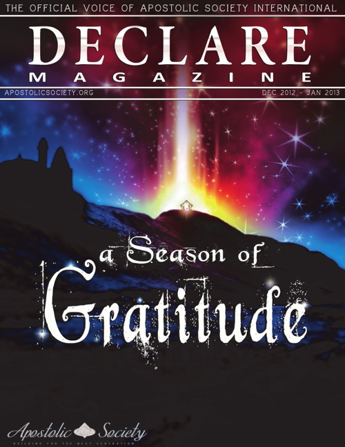 Declare Magazine Dec 2012 - Jan 2013