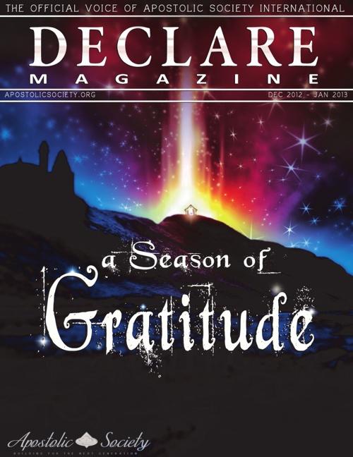 Declare Magazine Dec 2012 - Jan 2013