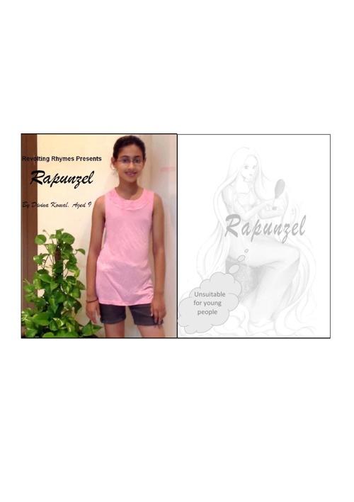 Revolting Rhymes Presents - Rapunzel