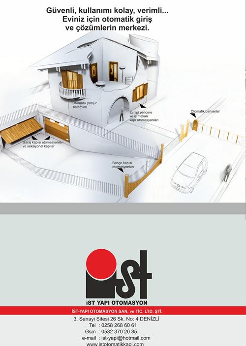 İst Yapı Otomasyon