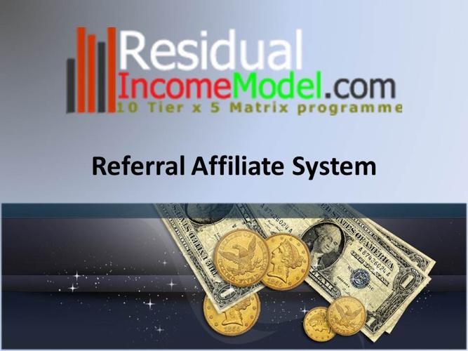 ResidualIncomeModel.com
