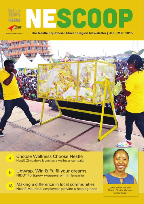 Nescoop Issue 1 2015