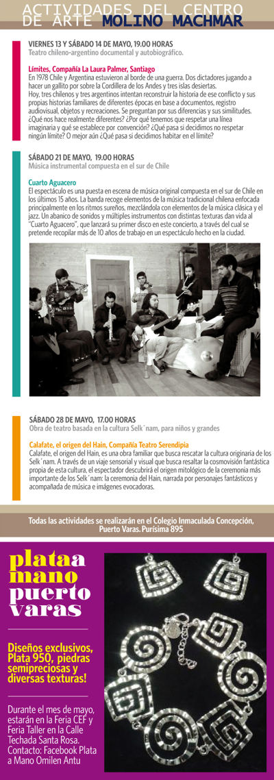 Revista Ya! Puerto Varas - MAYO