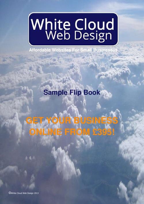 White Cloud Brochure