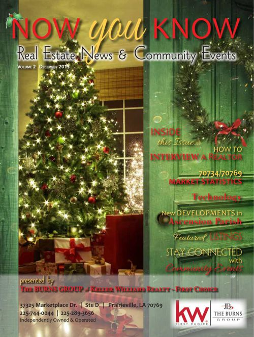 Now You Know: Real Estate News & Community Events Volume 2