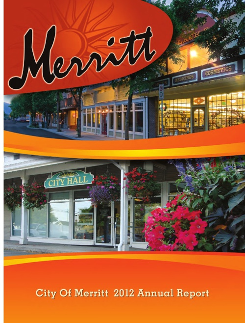 City of Merritt Annual Report 2012