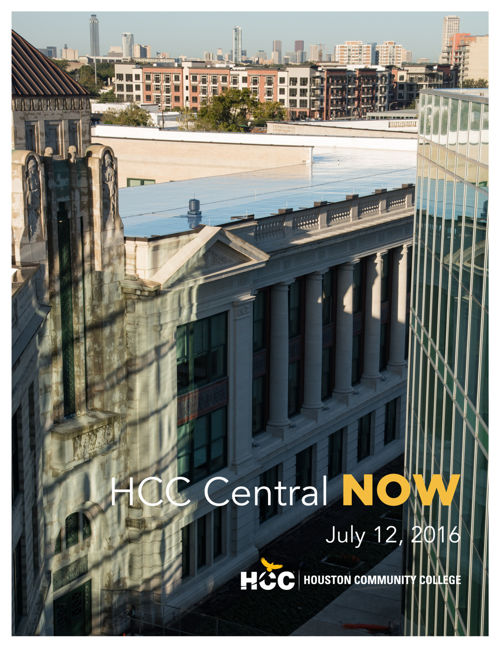 HCC Central NOW - July 12 - 2016