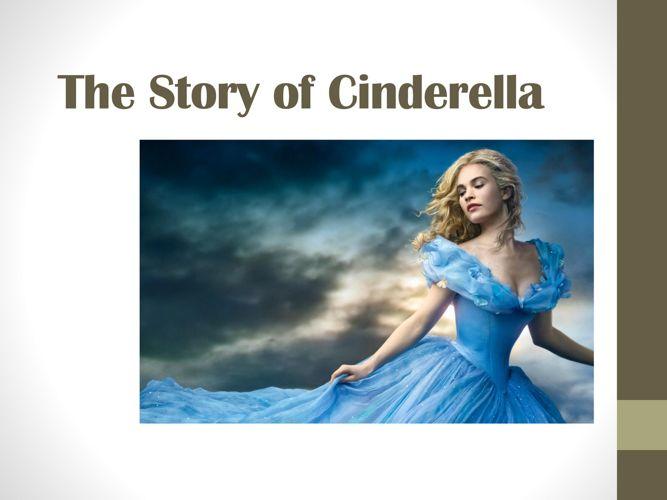 story of cinderlla