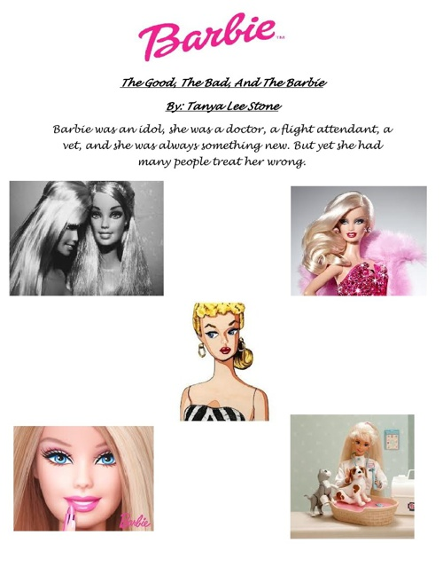 The Good,The Bad, And The Barbie