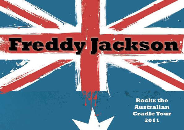 Freddy Jackson Australian Tour