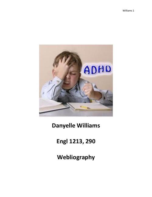 Williams_Webliography