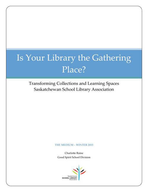 library gathering place