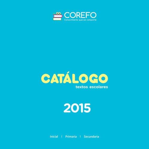 CATALOGO LIBROS 2a