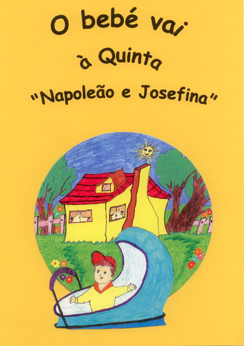 """o Bebé vai à Quinta """"Napoleão e Josefina"""""""