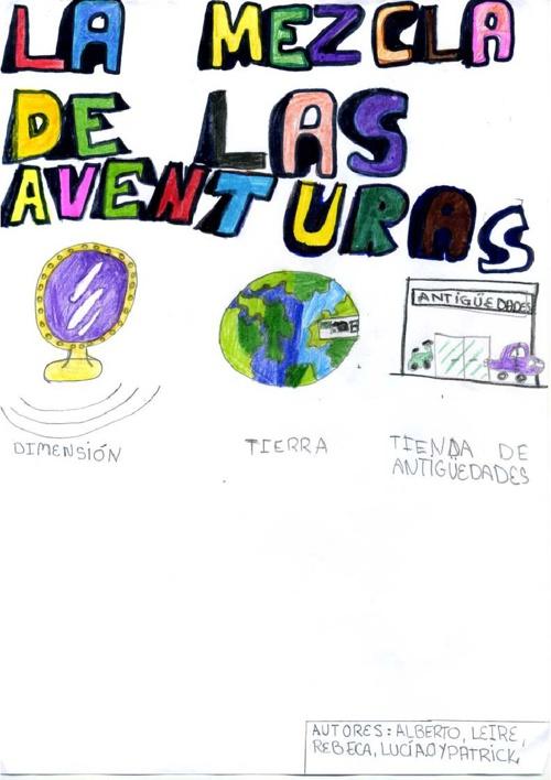 la mezcla de las aventuras