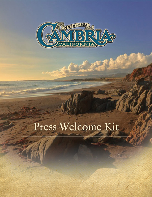 Visit Cambria Welcome Kit