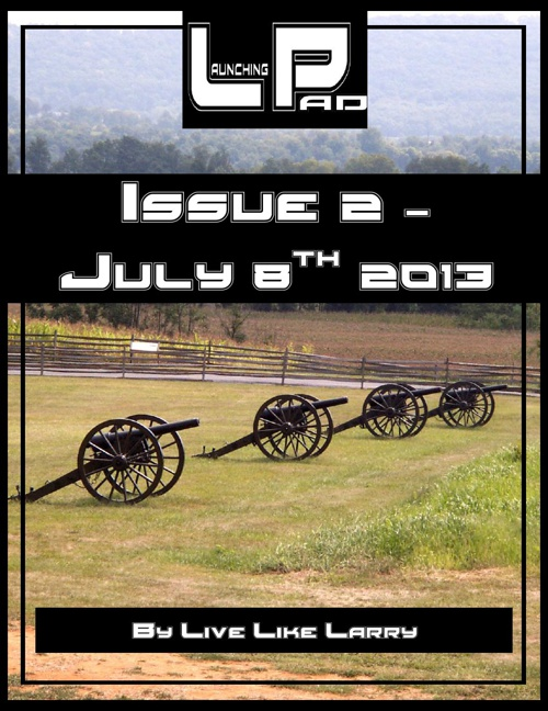 Launching Pad Issue 2