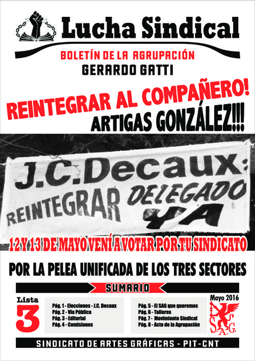 Agrupación Gerardo Gatti mayo 2016 OK
