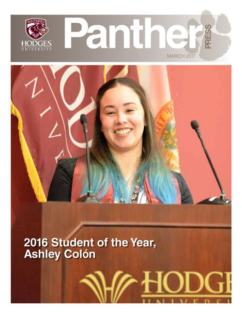 March 2017 Panther Press