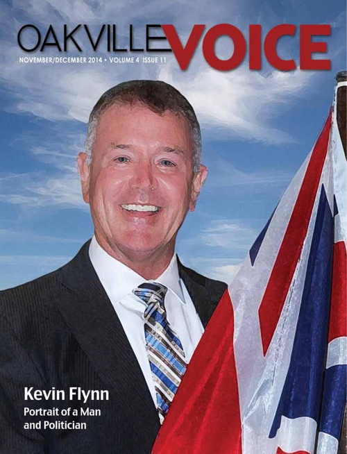 Oakville Voice November December 2014