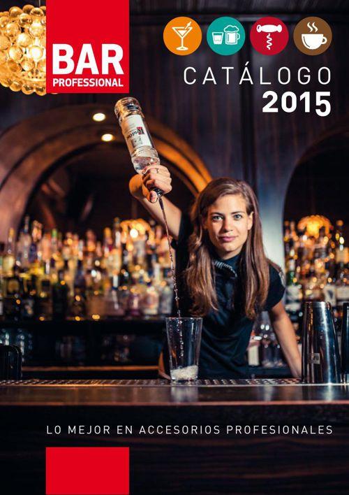 Catalogo 2015 Barprofessional
