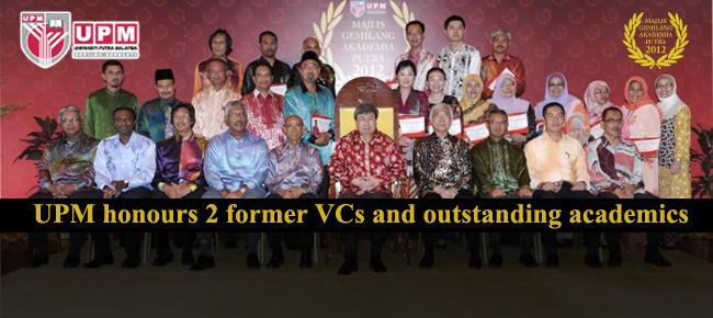 Vice Chancellor Fellowship Award