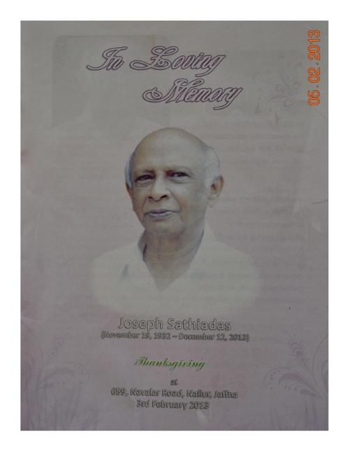 J.Sathiadas