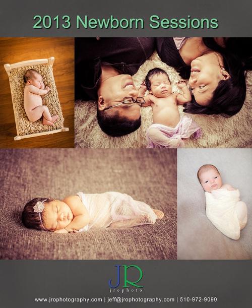 Newborn Session Guide 2013