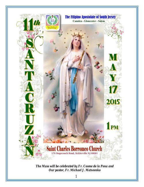 Missa for Santacruzan 2015 - Draft 4 - D