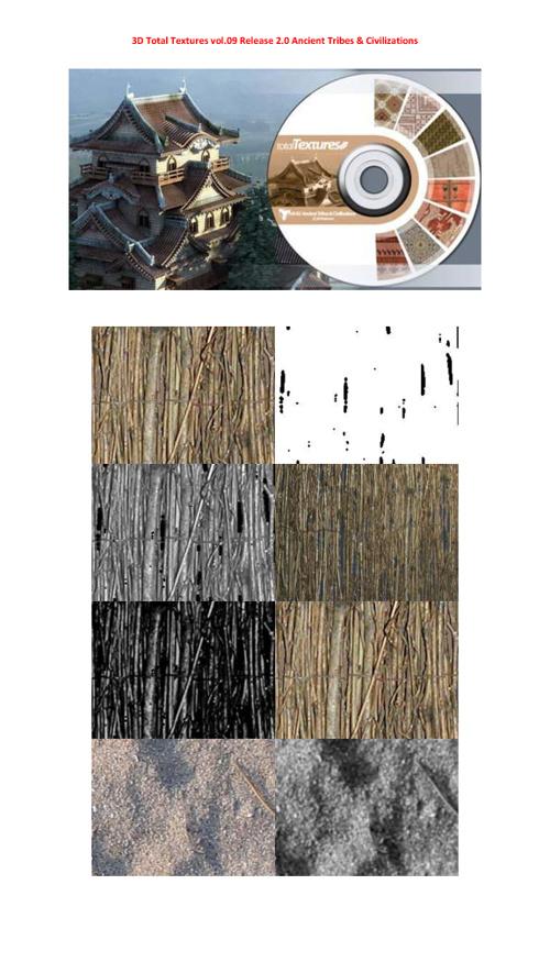 3D Total Textures vol.09