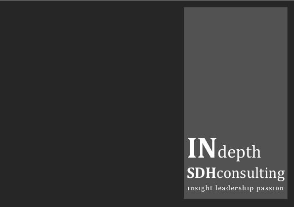 INdepth - SDHconsulting