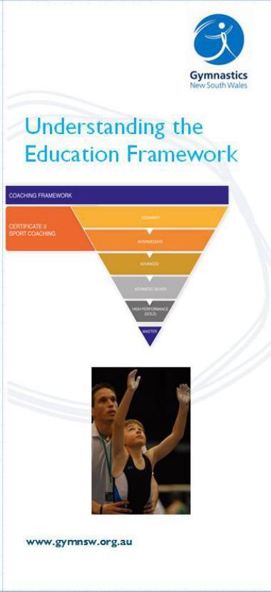 Understanding the Education Framework