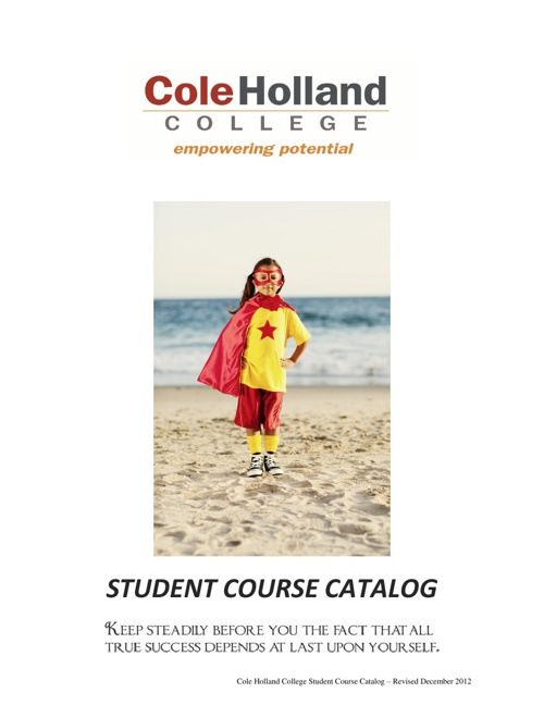 Cole Holland College