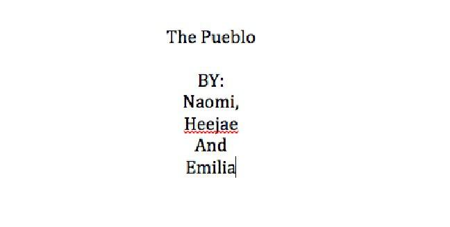 Pueblo--Hessler