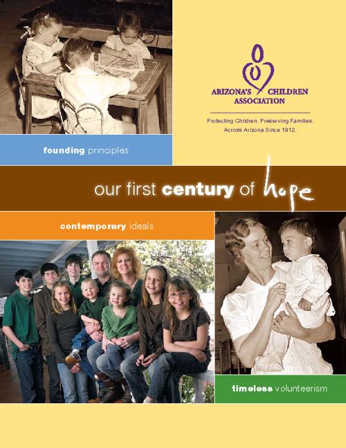 Arizona's Children Association Centennial History