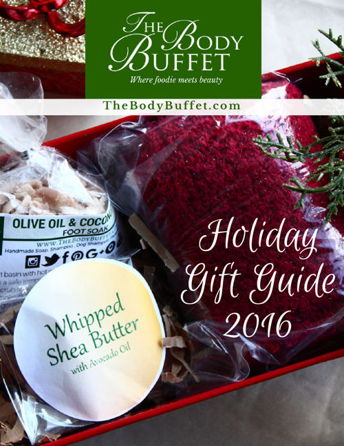 The Body Buffet Holiday Gift Guide