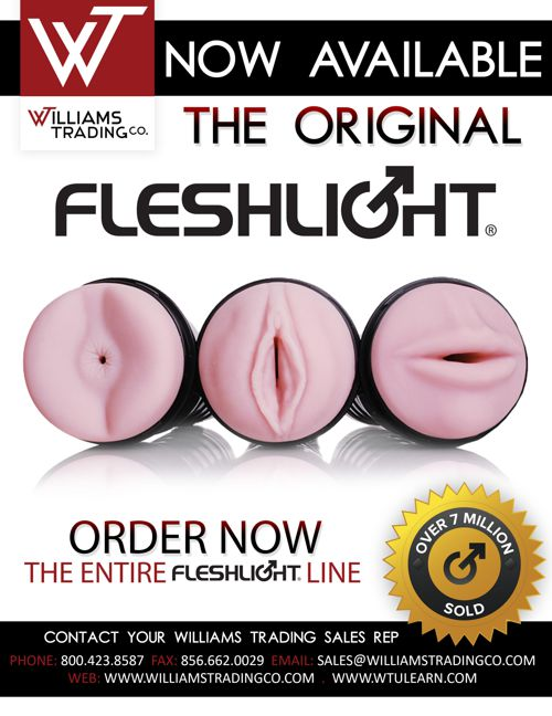 Fleshlight Catalog - Williams Trading Co.