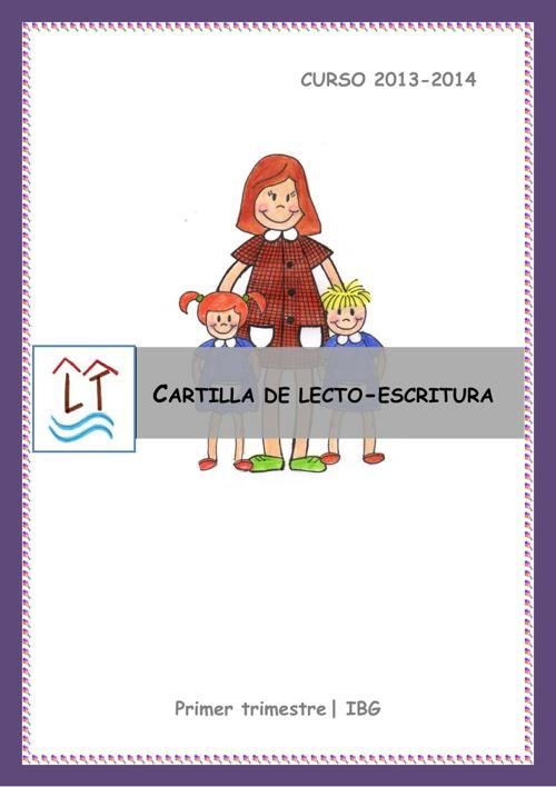 CARTILLA DE LECTO-ESCRITURA 1