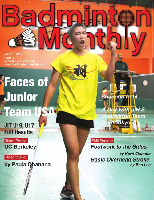 Badminton Monthly Issue #3