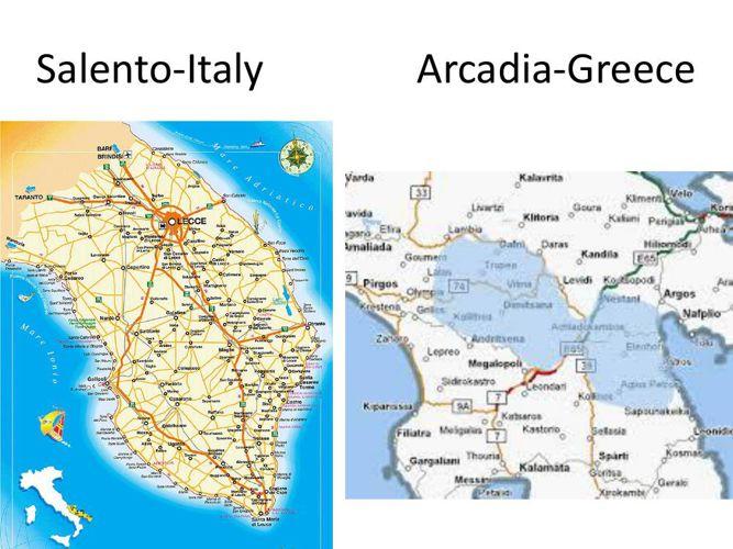 Salento               Arcadia